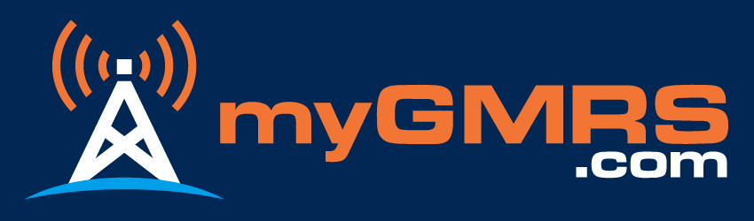 myGMRS Logo